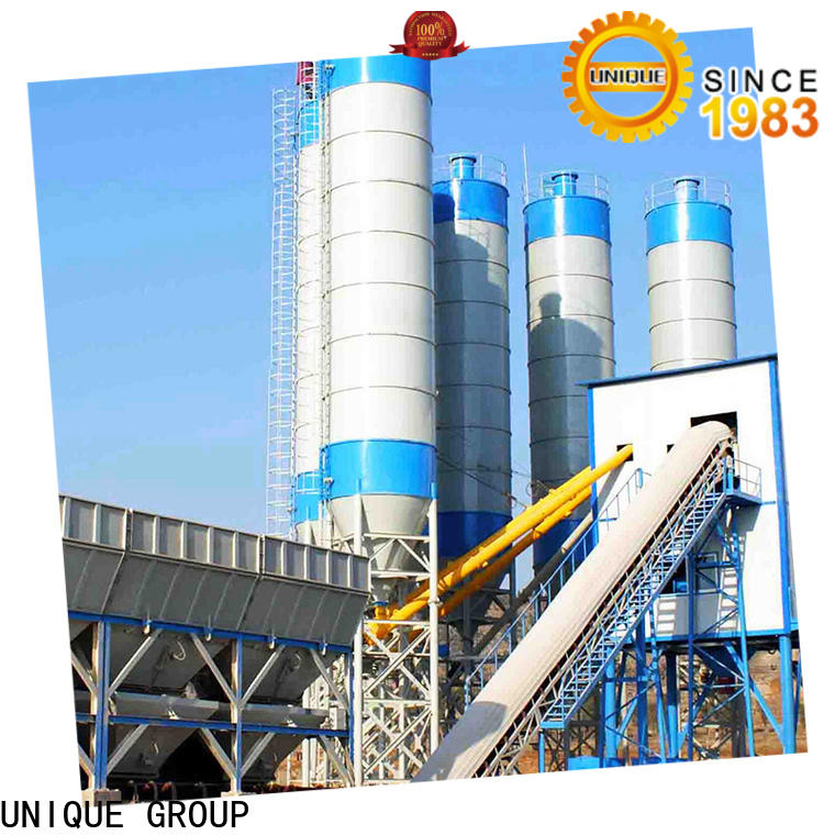 efficient ready mix plant at discount for air port