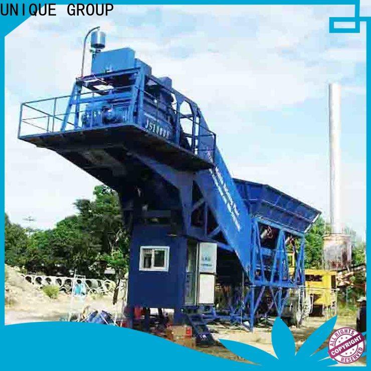 commercial concrete batching plant price promotion for bridges