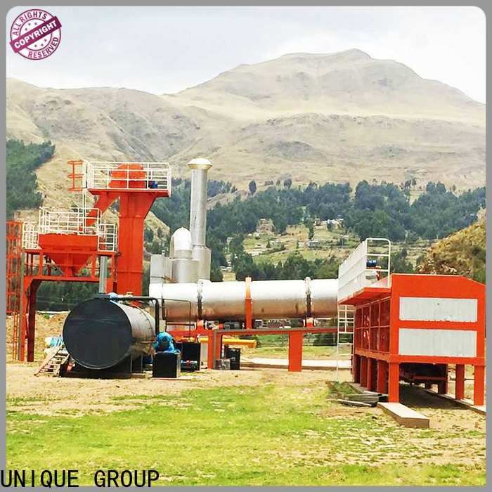 UNIQUE good quality harga asphalt mixing plant factory price for highway