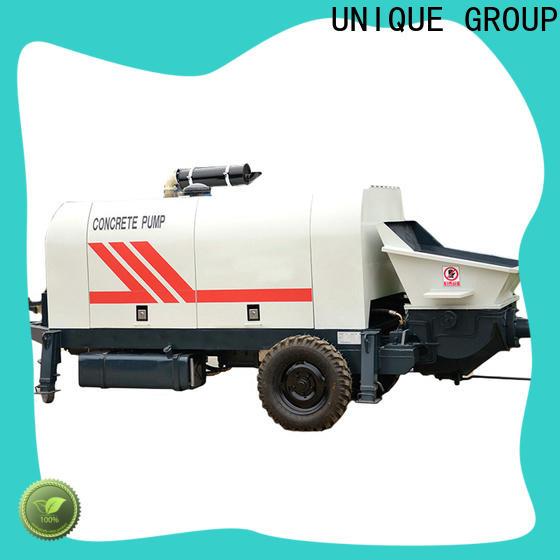 mature concrete pump directly sale for roads