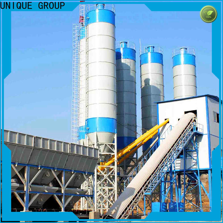 engineering concrete batching mixer manufacturer for air port