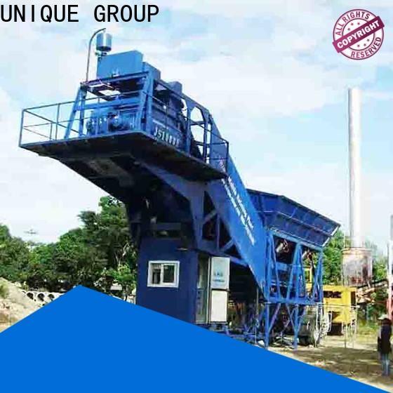engineering concrete plant equipment promotion for sea port