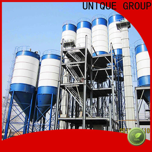 UNIQUE dry mortar plant environmental protection for plant
