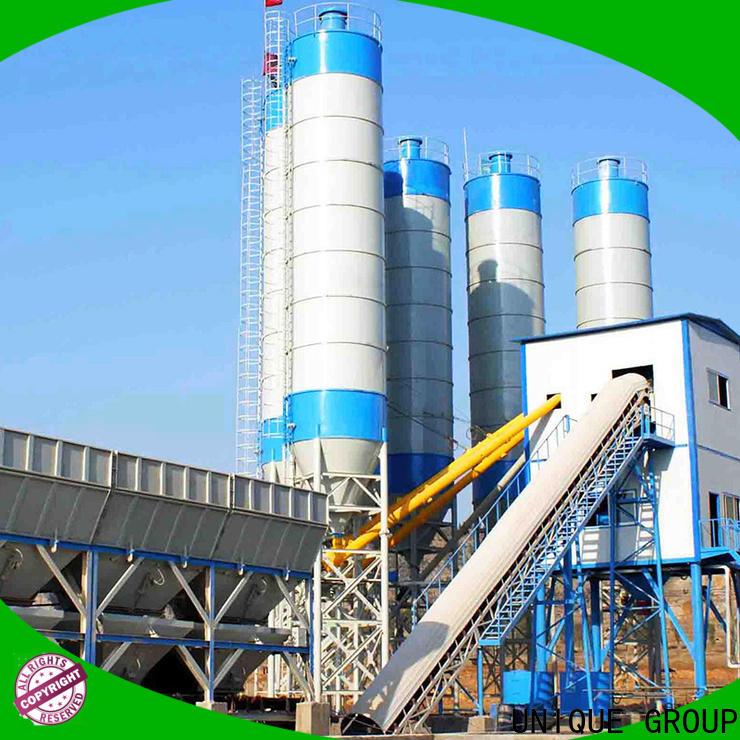anti-interference concrete batching mixer promotion for bridges