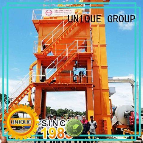 continuous bitumen mix plant plant factory price for city road