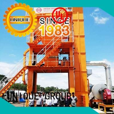 UNIQUE Asphalt Mixing Plant directly sale for parking lot