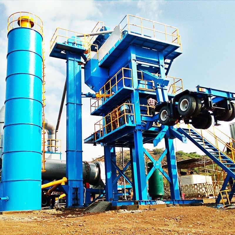 YLB Mobile Asphalt Plant