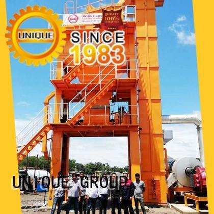 UNIQUE intermittent asphalt mixer factory price for highway