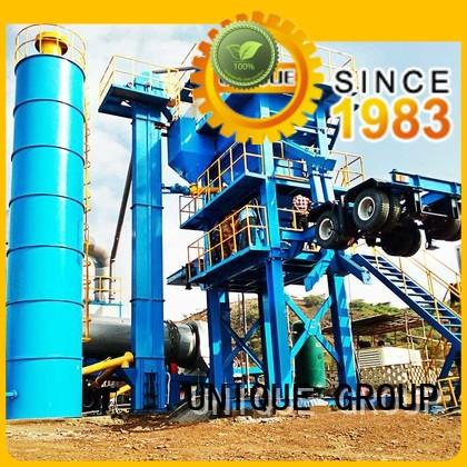 intermittent asphalt plant mobile factory price for highway