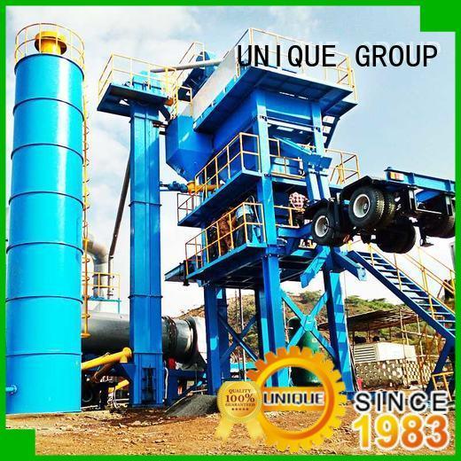 UNIQUE asphalt batching plant manufacturer for highway