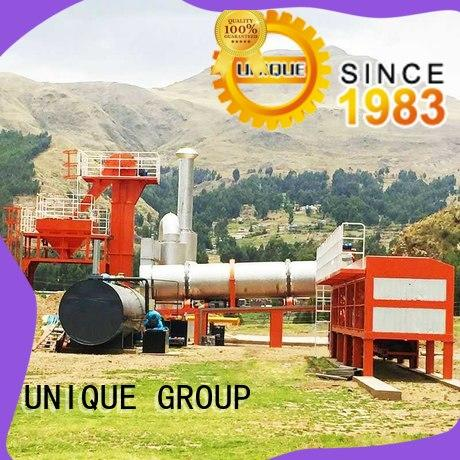 UNIQUE asphalt plant manufacturer for highway