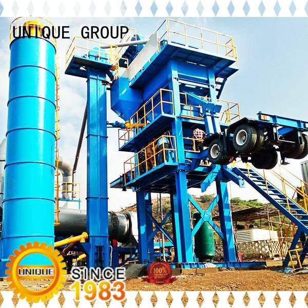 good quality asphalt batch mix plant plant factory price for parking lot