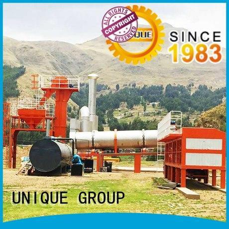 UNIQUE asphalt batching plant supplier for highway