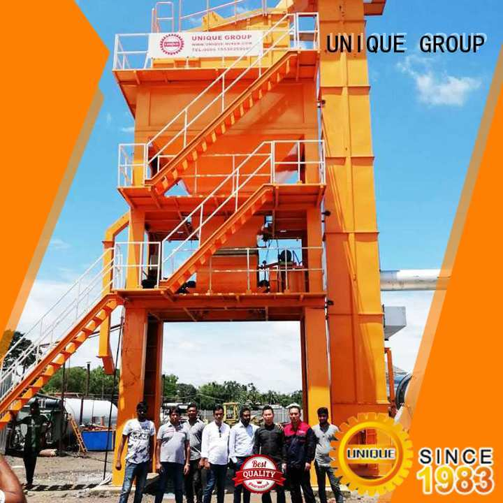 UNIQUE asphalt plant factory price for highway