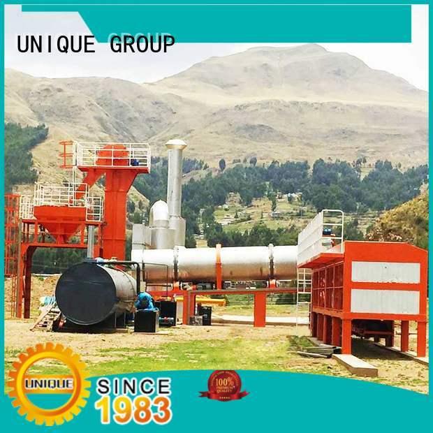 continuous asphalt batching plant plant supplier for city road