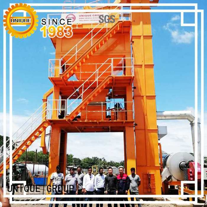 UNIQUE mixing Asphalt Mixing Plant directly sale for city road